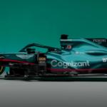 F1 Aston Martin AMR21