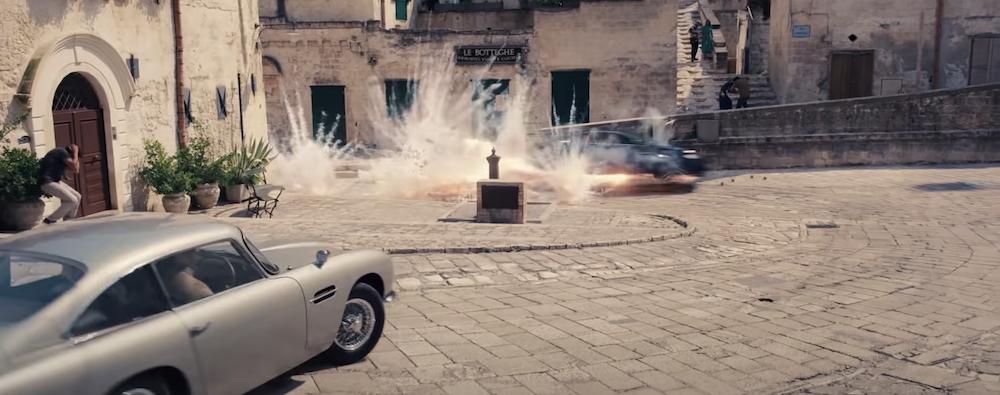 Aston Martin No Time to Die