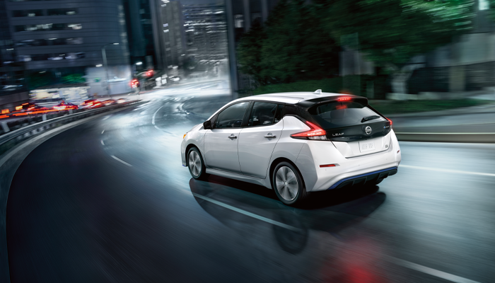 2020 Nissan LEAF Safety Features