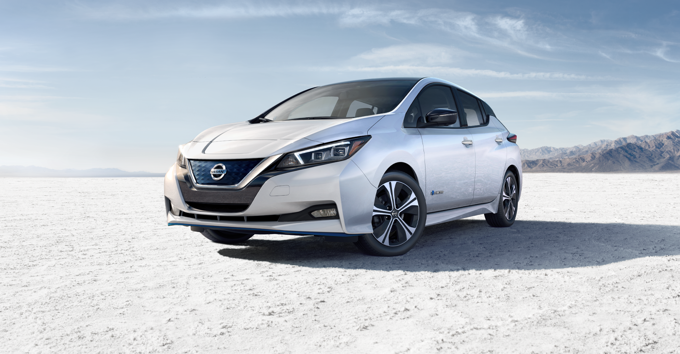 2020 Nissan LEAF at The Autobarn Nissan of Evanston