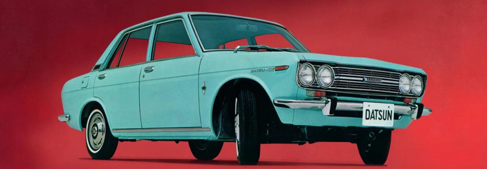 Classic Nissan Datsun | Nissan History