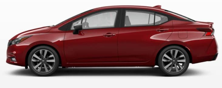 2020 Nissan VERSA® SR Trim Model Information | The Autobarn Nissan of Evanston