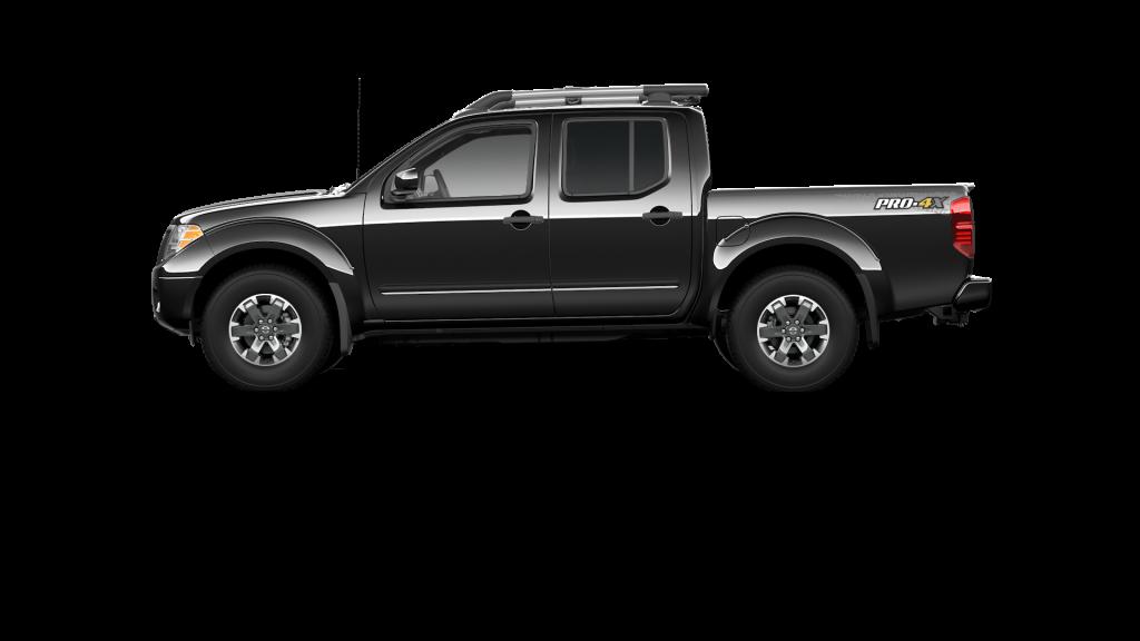 2020 Frontier Crew Cab Pro-4X®