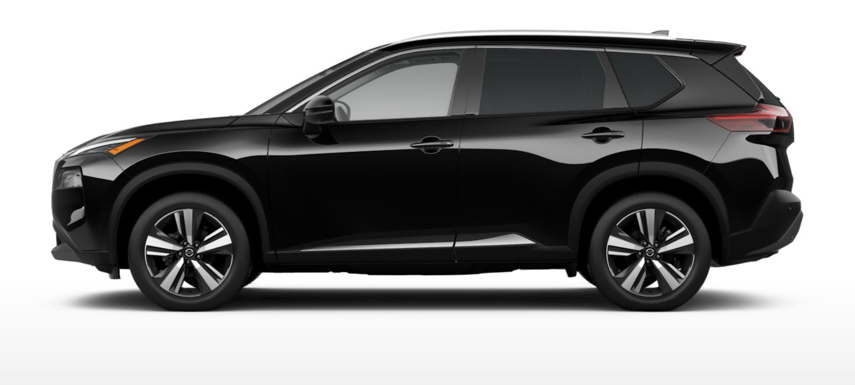 2021 Nissan Rogue Model Information - Autobarn Nissan
