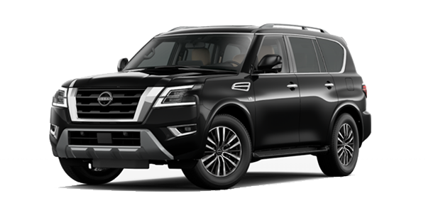 New 2021 Nissan Armada | The Autobarn Nissan of Evanston