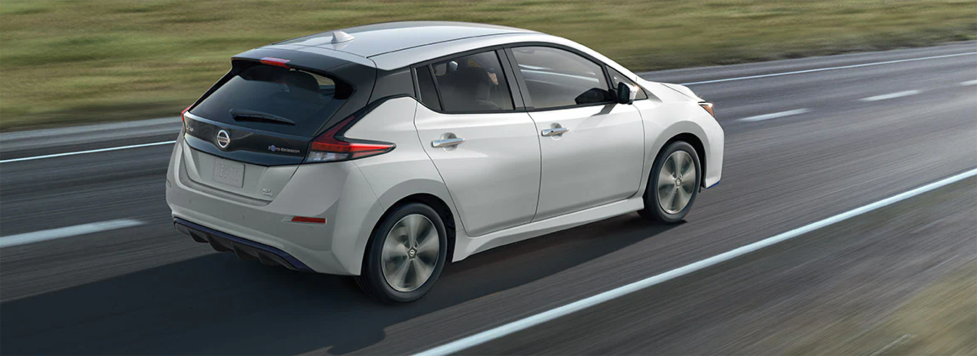 2021 Nissan Leaf Hero