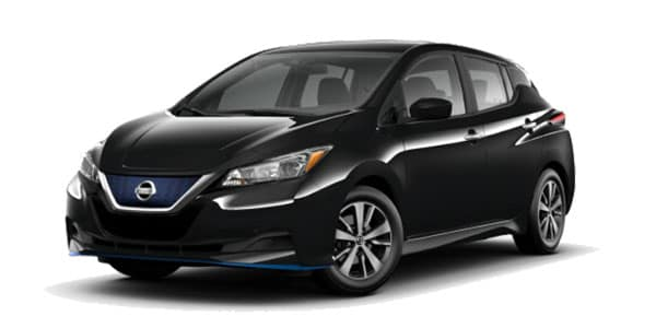 2021 Nissan Leaf S Plus