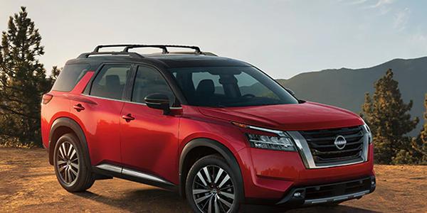2022 Nissan Pathfinder Ext