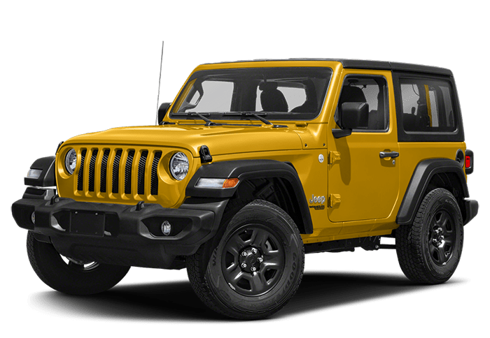 2020 Jeep Wrangler Yellow