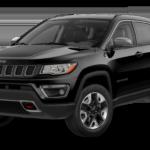 Black 2020 Jeep Compass