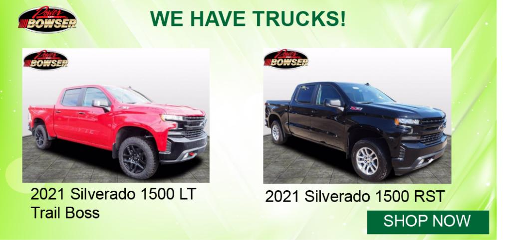 Chevy Truck Sale