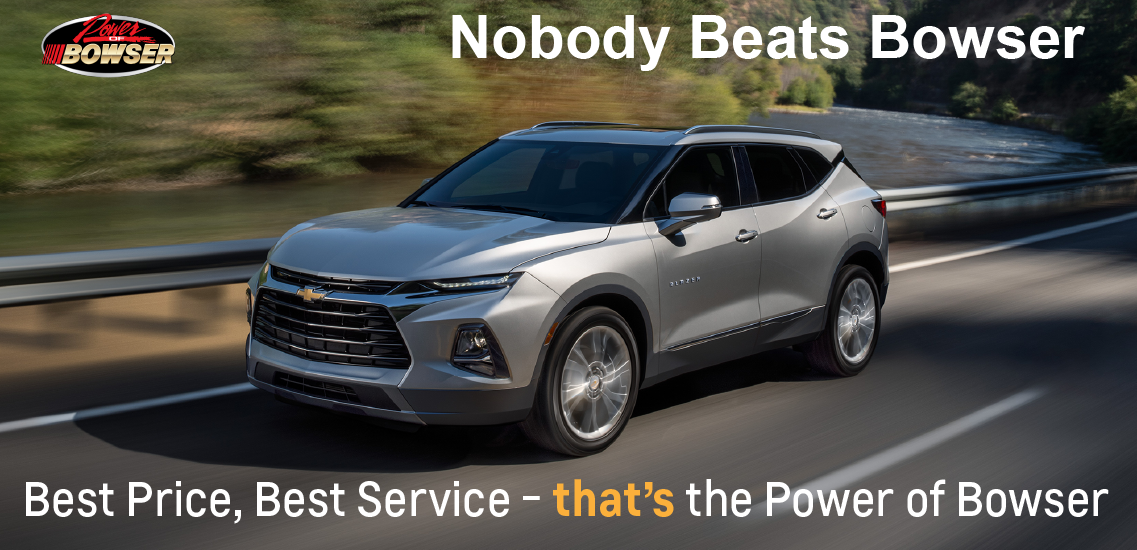 best price on new Chevrolet