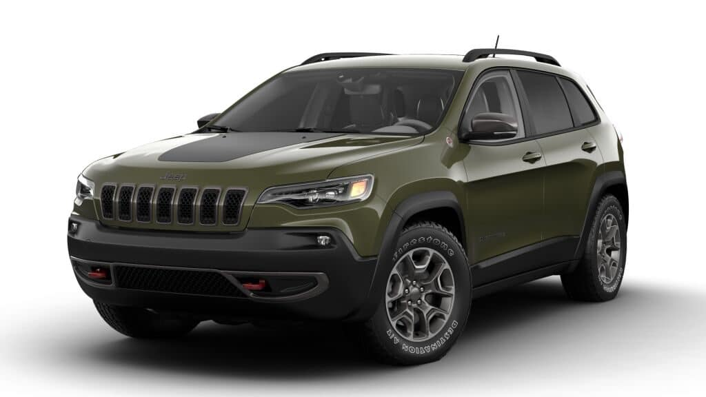 2021 Jeep Cherokee Trailhawk 4x4 Lease Offer In Brighton
