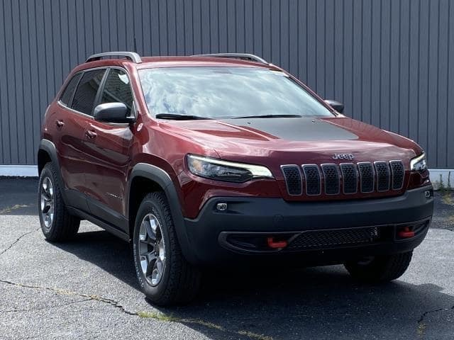 2020 Jeep Cherokee Trailhawk 4x4 Lease Offer In Brighton