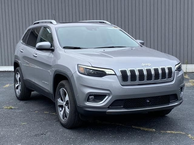 2021 Jeep Cherokee Limited 4x4 Lease Offer In Brighton