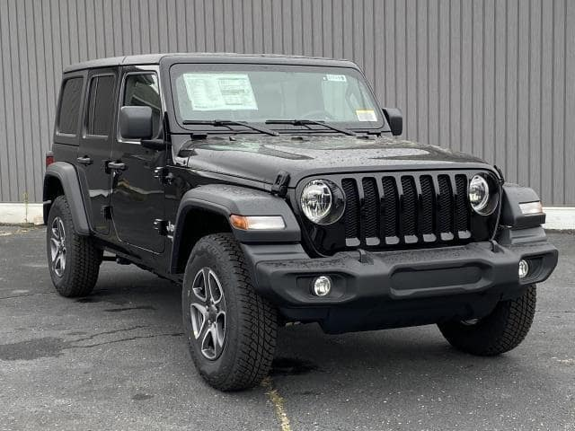 2021 Jeep Wrangler Unlimited Sport S 4x4 Lease Offer