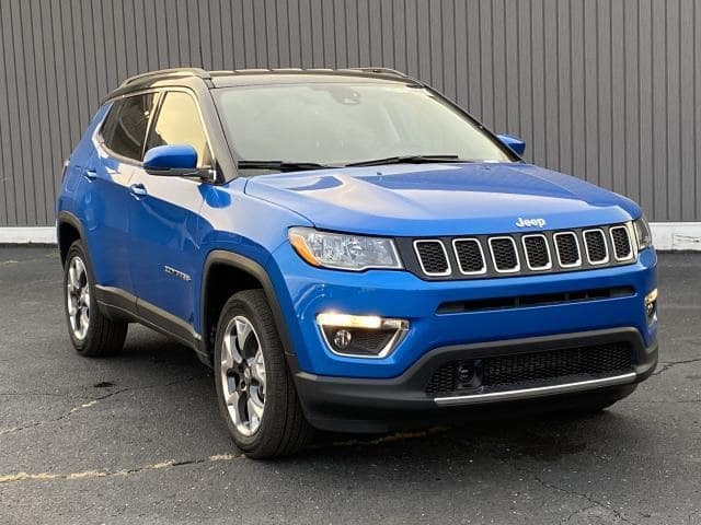 2021 Jeep Compass Limited 4X4 Lease Offer