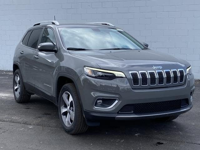 2020 Jeep Cherokee Limited 4x4 Lease Offer In Brighton