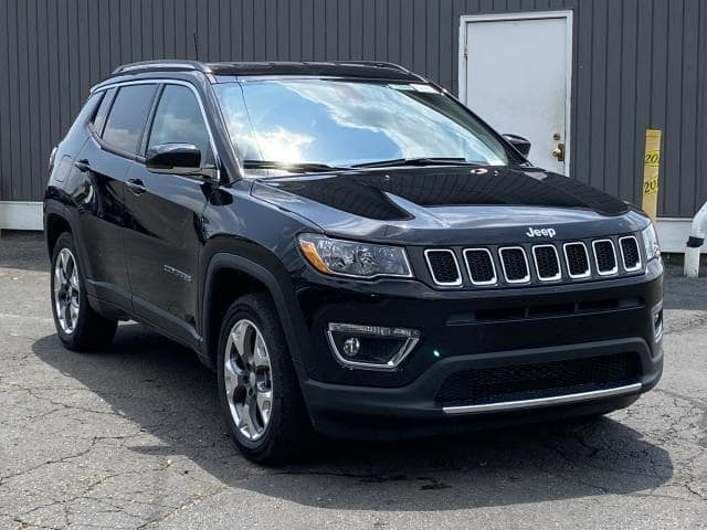 2020 Jeep Compass Limited Lease Offer In Brighton