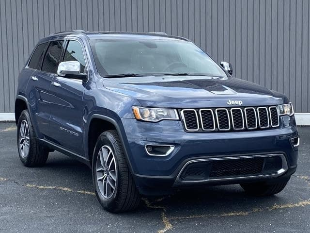 2020 Jeep Grand Cherokee Limited 4x4 Lease Offer In Brighton