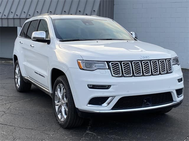 2020 Jeep Grand Cherokee Summit 4x4 Lease Offer In Brighton