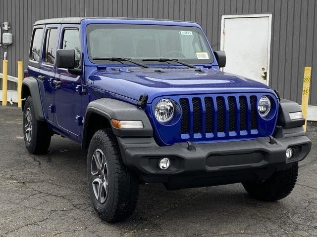 2020 Jeep Wrangler Unlimited Sport S 4x4 Lease Offer In Brighton