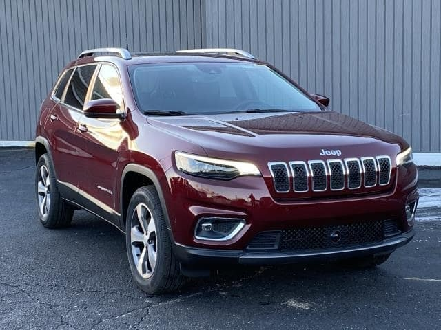 2021 Jeep Cherokee Limited 4x4 Lease Offer