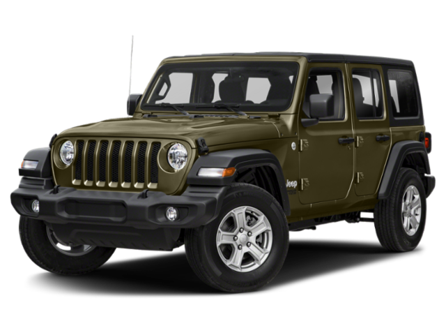 2021 Jeep Wrangler Unlimited Sport Altitude 4x4 Lease Offer