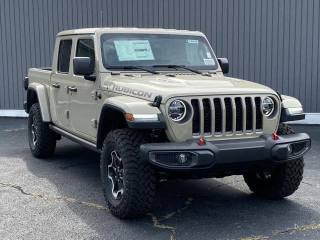 2020 Jeep Gladiator Rubicon Lease Offer