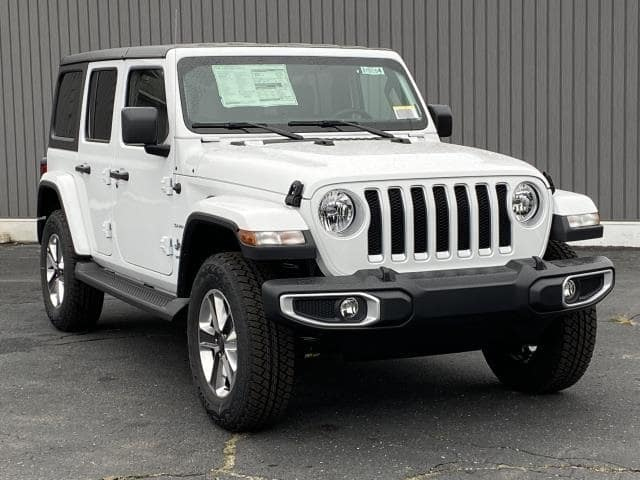 2021 Jeep Wrangler Unlimited Sahara 4x4 Lease Offer In Brighton