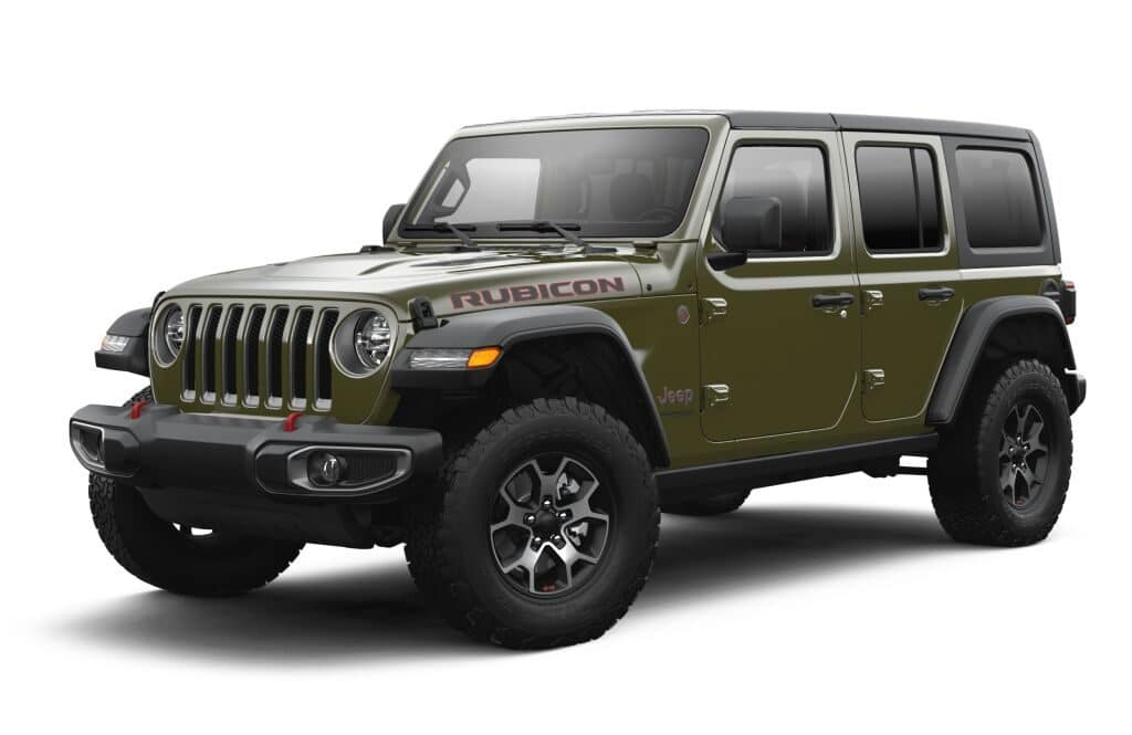 2021 Jeep Wrangler Rubicon Lease Offer In Brighton