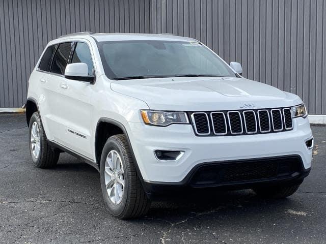 2021 Jeep Grand Cherokee Laredo E 4x4 Lease Offer