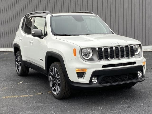 2020 Jeep Renegade Limited 4x4 Lease Offer