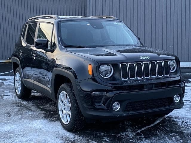 2021 Jeep Renegade Latitude Lease Offer