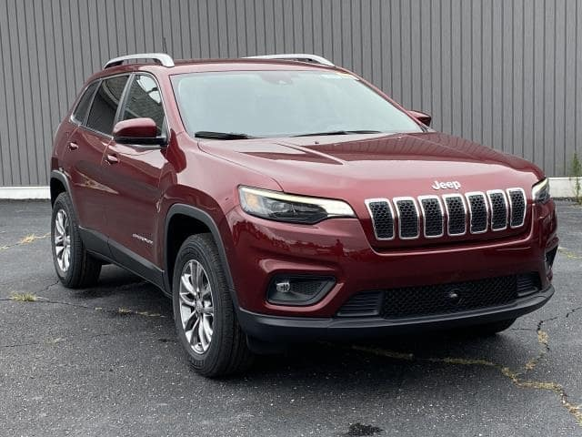 2021 Jeep Cherokee Latitude 4x4 Lease Offer