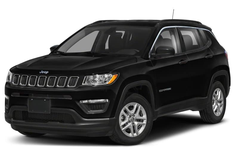 2021 Jeep Compass Sport 4x4 Lease Offer