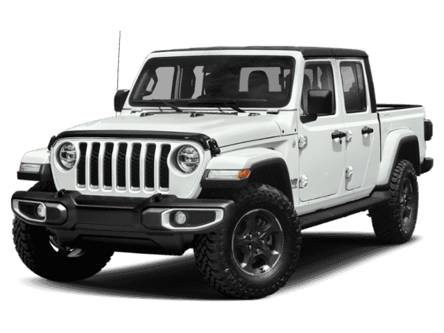 2021 Jeep Gladiator High Altitude 4x4 Lease Offer