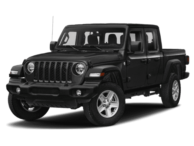 2021 Jeep Gladiator 80th Anniversary Lease Offer
