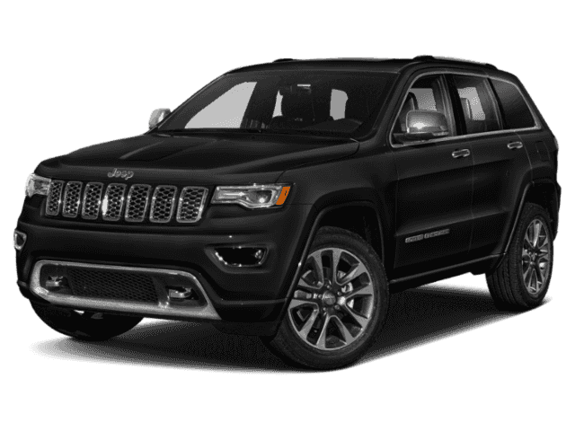 2021 Jeep Grand Cherokee Overland Lease Offer