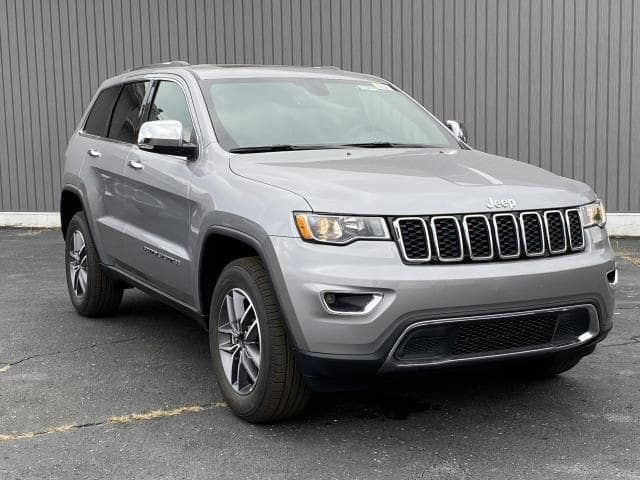 2021 Jeep Grand Cherokee Limited Lease Offer