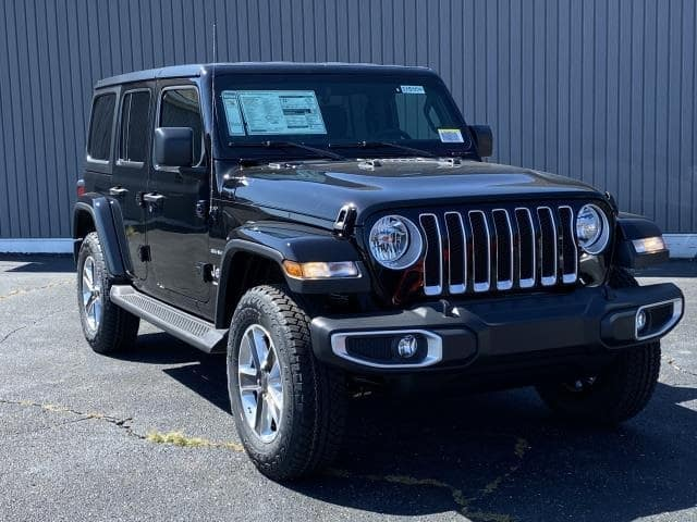 2021 Jeep Wrangler Unlimited Sahara 4x4 Lease Offer