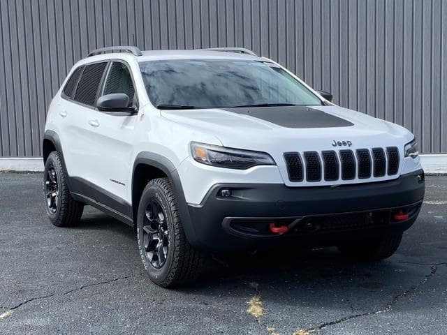 2021 Jeep Cherokee Trailhawk 4x4 Lease Offer