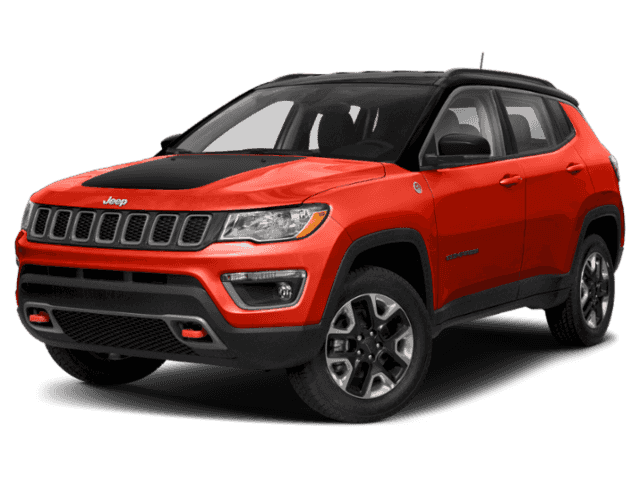 2021 Jeep Compass Trailhawk 4x4 Lease Offer