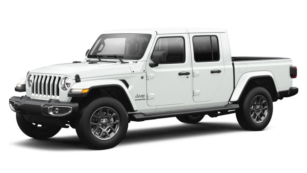 2021 Jeep Gladiator Overland 4x4 Lease Offer