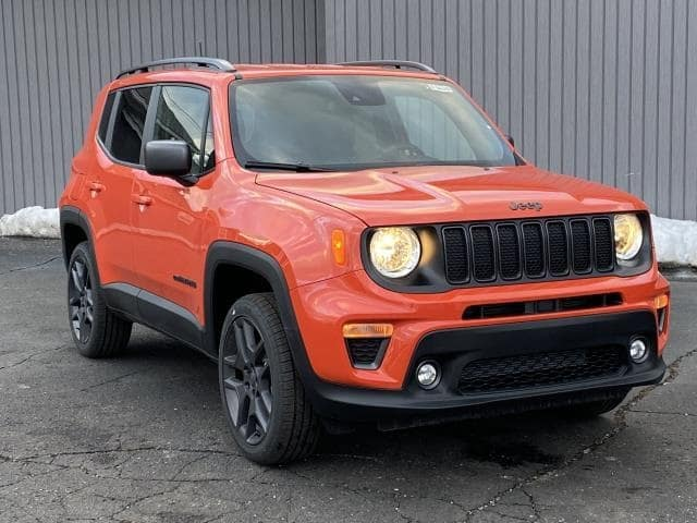 2021 Jeep Renegade Latitude 80th Lease Offer