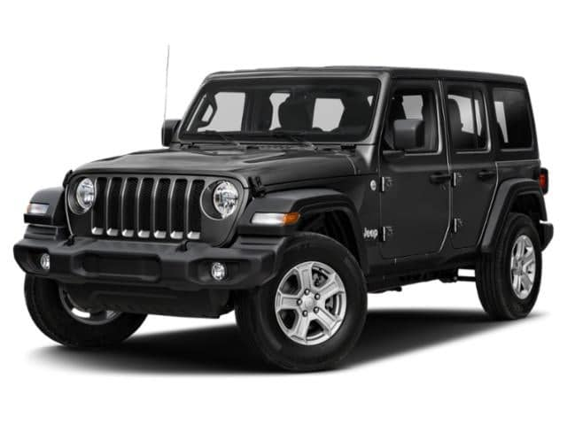 2021 Jeep Wrangler Sport 80th Anniversary Unlimited 4x4 Lease Offer