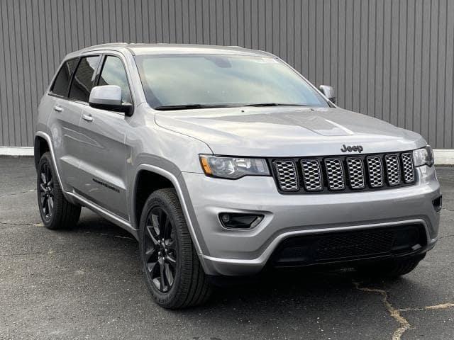 2021 Jeep Grand Cherokee Laredo Altitude Lease Offer
