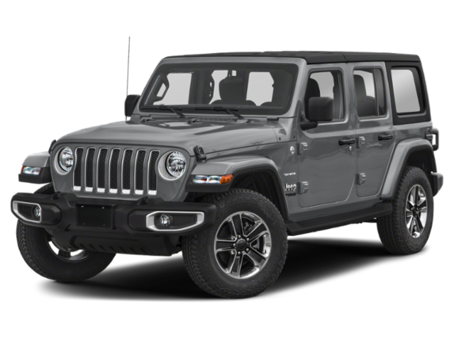 2021 Jeep Wrangler Unlimited High Altitude 4x4 Lease Offer