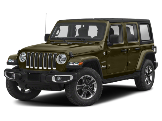 2021 Jeep Wrangler Unlimited Sahara Altitude 4x4 Lease Offer