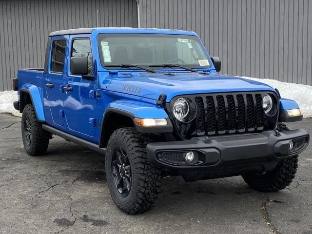 2021 Jeep Gladiator Sport Willys 4x4 Lease Offer